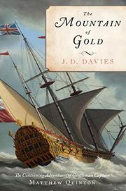 Book Cover for THE MOUNTAIN OF GOLD