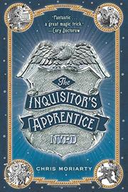 Cover art for THE INQUISITOR'S APPRENTICE