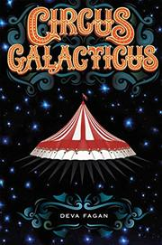 Cover art for CIRCUS GALACTICUS