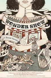 Book Cover for WONDER SHOW