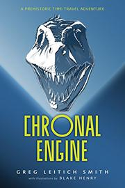 Cover art for CHRONAL ENGINE