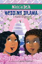 WEDDING DRAMA by Karen English