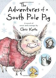 Cover art for THE ADVENTURES OF A SOUTH POLE PIG