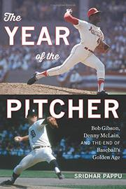 THE YEAR OF THE PITCHER by Sridhar  Pappu