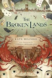 Book Cover for THE BROKEN LANDS