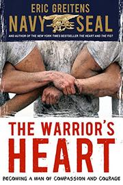 Cover art for THE WARRIOR'S HEART