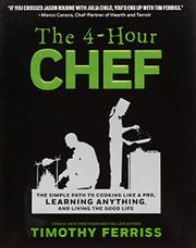 Book Cover for THE 4-HOUR CHEF