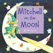 MITCHELL ON THE MOON by R.W. Alley