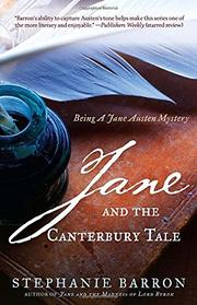 Book Cover for JANE AND THE CANTERBURY TALE