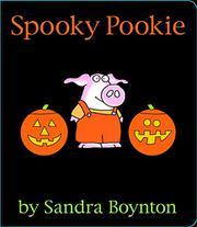 SPOOKY POOKIE by Sandra Boynton
