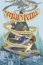 THE GOBLIN'S PUZZLE by Andrew S. Chilton
