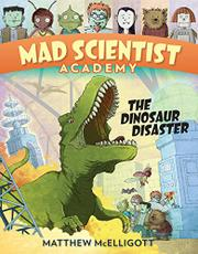 MAD SCIENTIST ACADEMY by Matthew McElligott