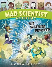THE WEATHER DISASTER by Matthew McElligott