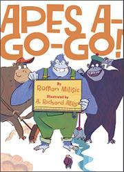APES A-GO-GO! by Roman Milisic