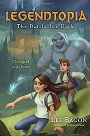THE BATTLE FOR URTH by Lee  Bacon