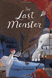 THE LAST MONSTER by Ginger Garrett