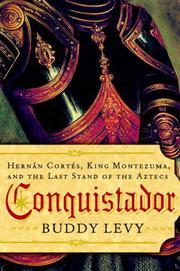 CONQUISTADOR by Buddy Levy