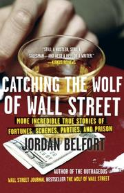 Cover art for CATCHING THE WOLF OF WALL STREET