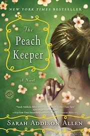 Cover art for THE PEACH KEEPER