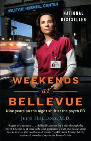 WEEKENDS AT BELLEVUE by Julie Holland