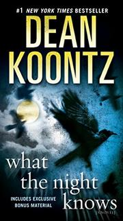Book Cover for WHAT THE NIGHT KNOWS