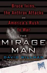 THE MIRAGE MAN by David Willman