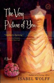 Book Cover for THE VERY PICTURE OF YOU