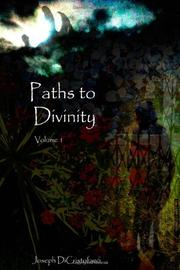 Cover art for PATHS TO DIVINITY
