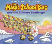 Cover art for THE MAGIC SCHOOL BUS AND THE CLIMATE CHALLENGE