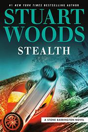 STEALTH  by Stuart Woods
