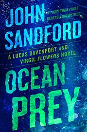 OCEAN PREY by John Sandford