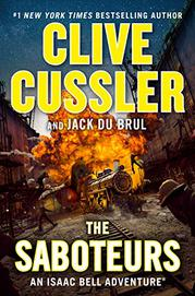 THE SABOTEURS by Clive Cussler
