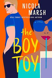 THE BOY TOY by Nicola Marsh