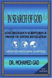 IN SEARCH OF GOD by Mohamed Gad