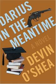 DARIUS IN THE MEANTIME by Devin O'Shea