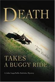 DEATH TAKES A BUGGY RIDE by Ron Yeakley
