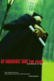 OF DOGGEREL AND THE DEAN by Patrick O'Donnell