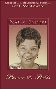 POETIC INSIGHT by Simone D. Bells