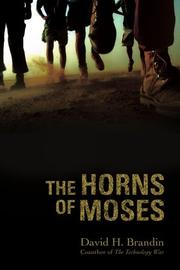 THE HORN OF MOSES by David H. Brandin