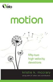 Cover art for MOTION