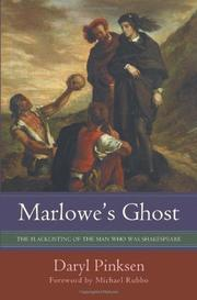 MARLOWE'S GHOST by Daryl Pinksen