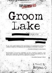 Cover art for GROOM LAKE