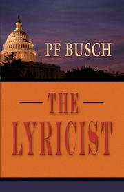 THE LYRICIST by P. F. Busch