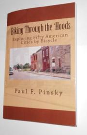 Book Cover for BIKING THROUGH THE 'HOODS