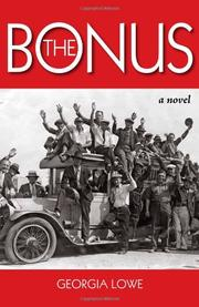 Book Cover for THE BONUS
