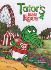 Cover art for TATOR'S BIG RACE