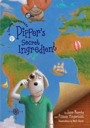 PIPPER'S SECRET INGREDIENT by Jane Murphy