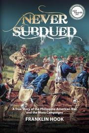 Book Cover for NEVER SUBDUED