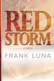 Cover art for RED STORM
