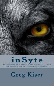 Book Cover for INSYTE